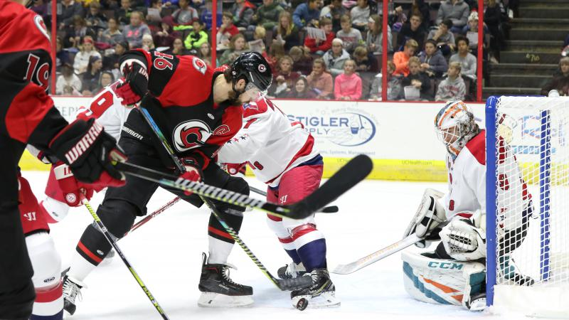 CYCLONES SEND THE KIDS HOME HAPPY WITH MATINEE WIN