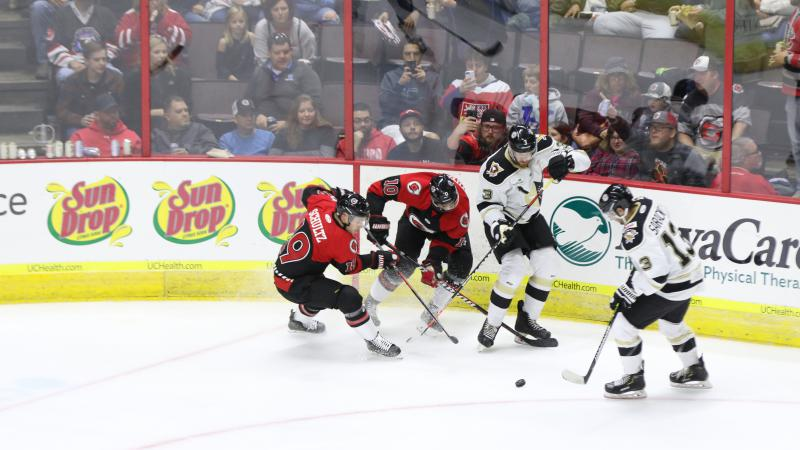 GAME PREVIEW: 11/19 vs. Wheeling Nailers