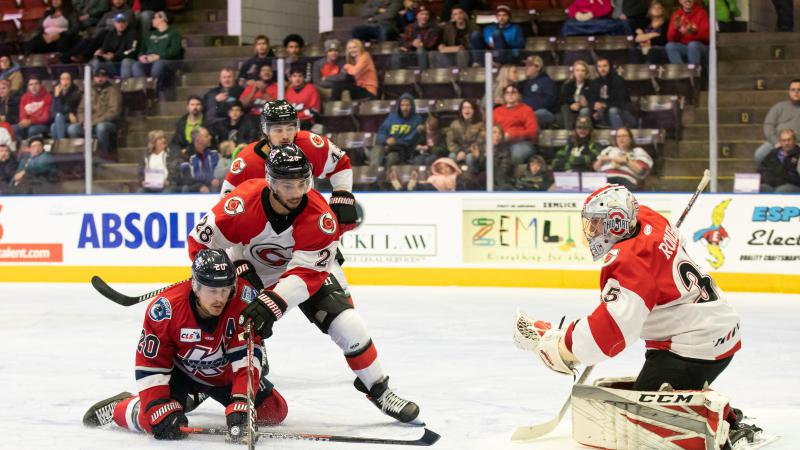 MITCHELL'S FOUR-POINT NIGHT PROPELS CYCLONES COMEBACK