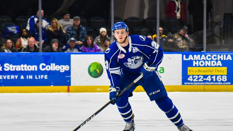 SABRES ACQUIRE SPENCER FROM TAMPA BAY