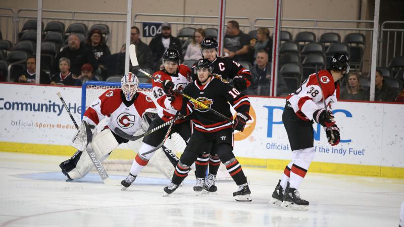 CYCLONES FALL DESPITE LATE OFFENSIVE ONSLAUGHT