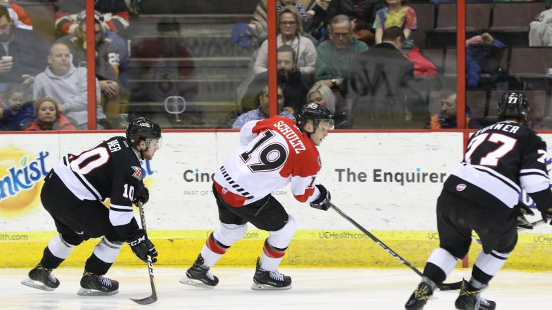 GAME PREVIEW: 1/8 vs. Rapid City
