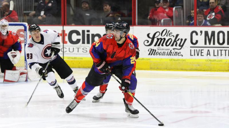 THIRD PERIOD COMEBACK LEADS CYCLONES TO VICTORY