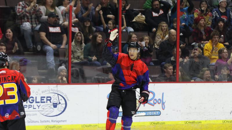 CYCLONES HEAD INTO ALL-STAR BREAK WITH SERIES WIN OVER RUSH