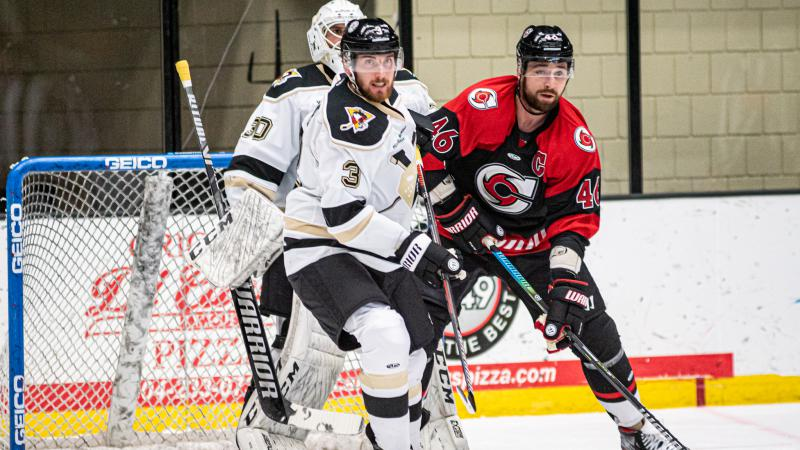 GAME PREVIEW: 2/21 vs. Wheeling Nailers