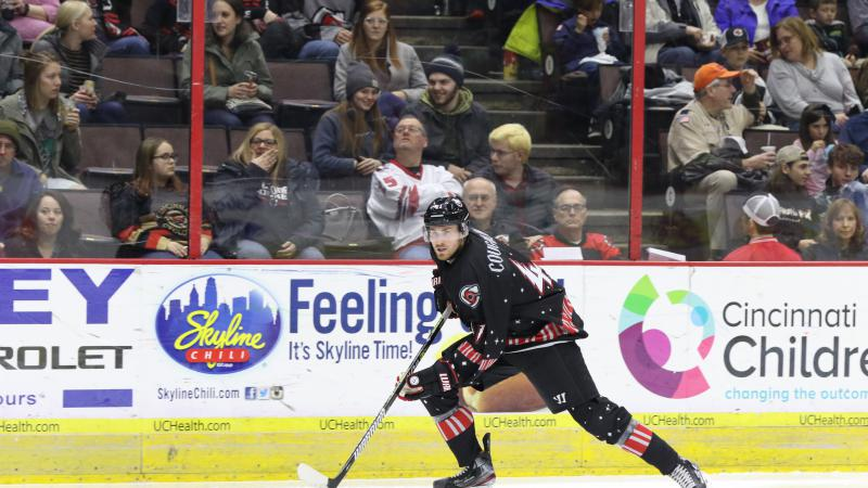 CYCLONES USE STOUT DEFENSE TO BLANK NAILERS