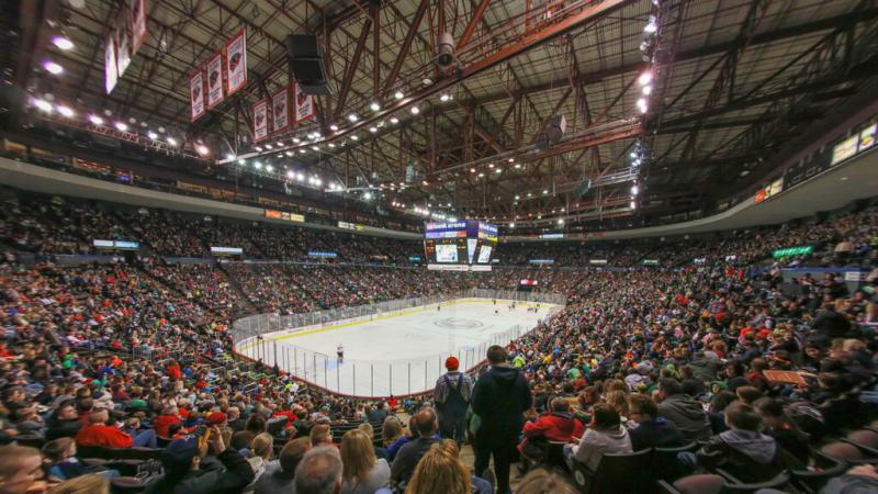 ECHL SUSPENDS PLAY OF 2019-20 SEASON