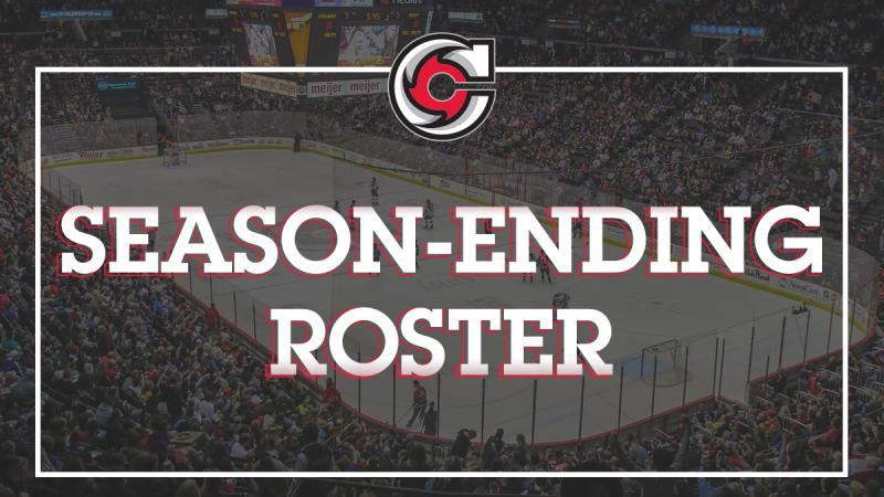 Cyclones Announce Season Ending Roster