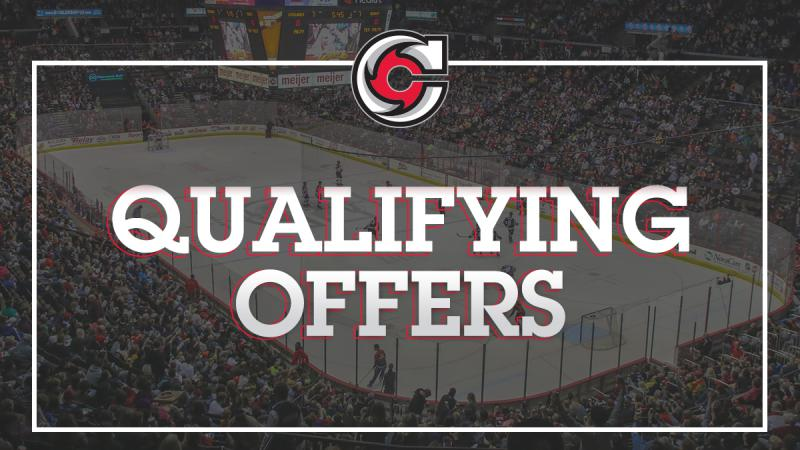 Cyclones Announce 2020 Qualifying Offers