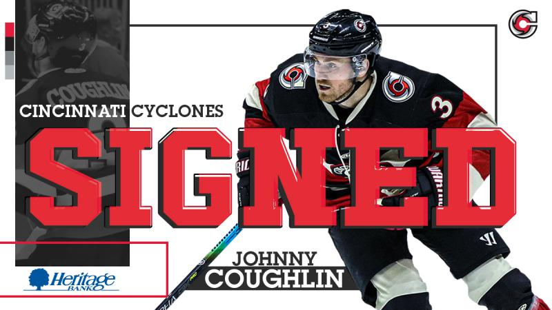 Coughlin Returns To Cyclones Lineup
