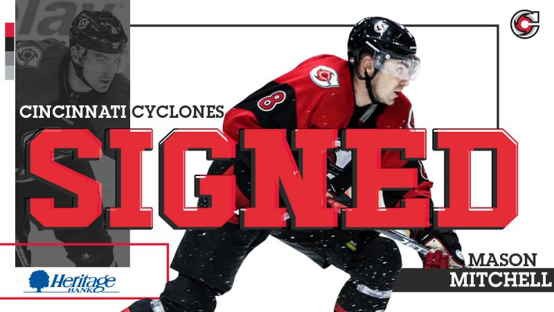 Mason Mitchell Returns To Cyclones