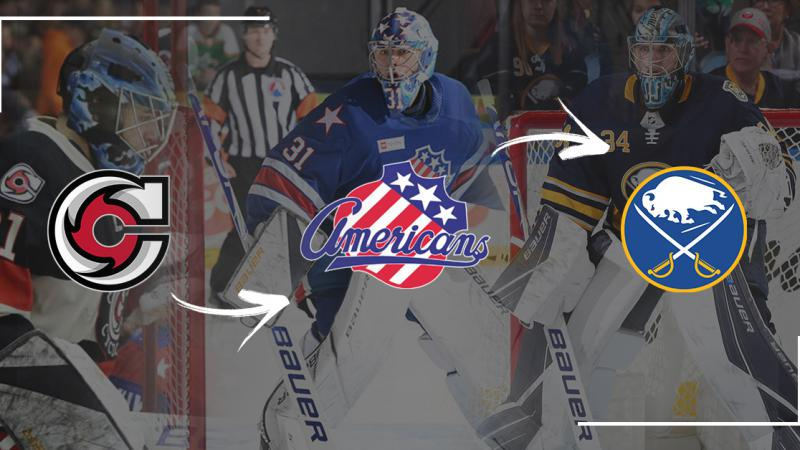 Cyclones Extend Buffalo Affiliation