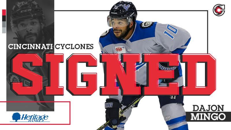Cyclones Sign Dajon Mingo
