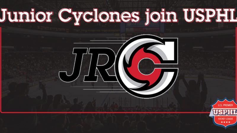 Junior Cyclones Join USPHL Premier Division