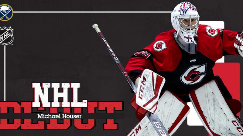 Michael Houser To Make NHL Debut