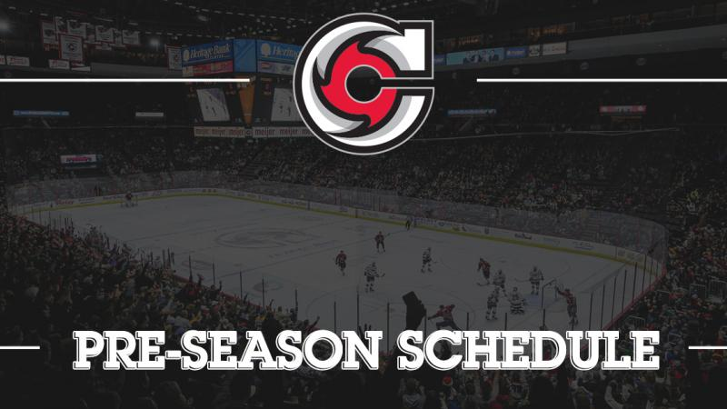 Cyclones and Fuel Announce Home and Home Preseason Games