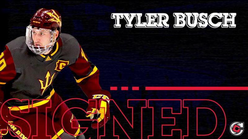 Cyclones Add Tyler Busch to 2021-22 Roster