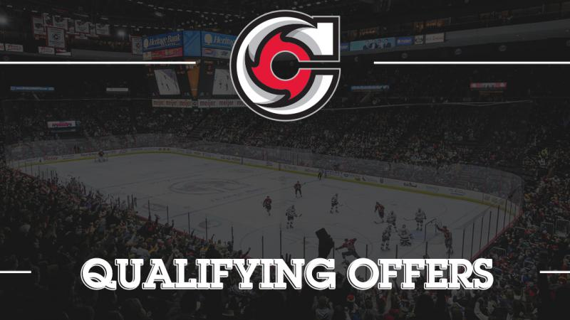 Cyclones Announce Qualifying Offers
