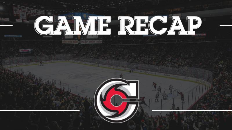 Quick Hits: Cyclones Win Exhibition Affair Over Indy, 4-1