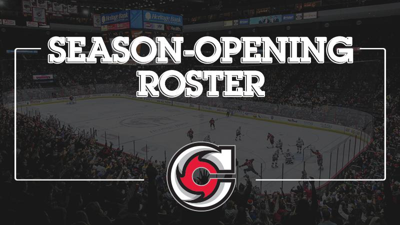 Cyclones Announce Roster to Start 2021-22 Season