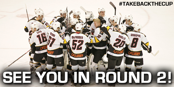 See You in Round 2!!
