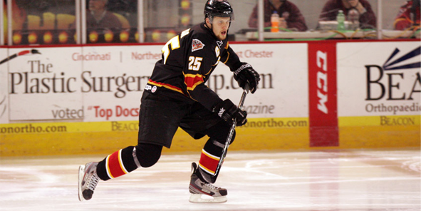 David Pacan Named to 2012-13 ECHL All-Rookie Team