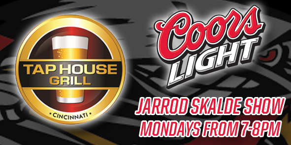 Tap House Grill to Host 2012-13 Coors Light Jarrod Skalde Show