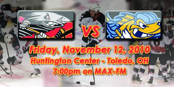Cyclones Game Preview: Cincinnati vs. Toledo - 11/12/10
