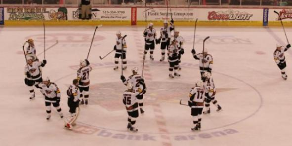 Cyclones Announce 2010-11 Season-Ending Roster