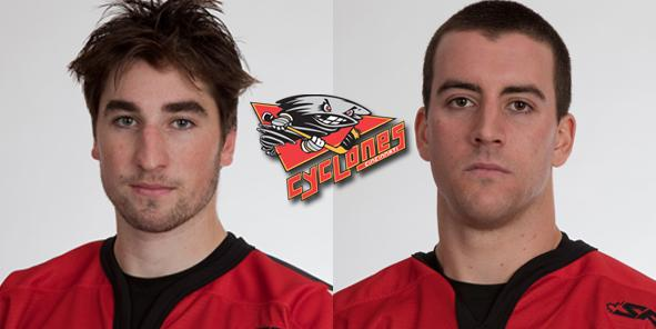 Cyclones Shuffle Roster Once Again