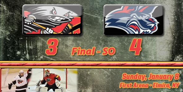 Jackals Avoid Collapse, Defeat Cyclones in Shootout 4-3