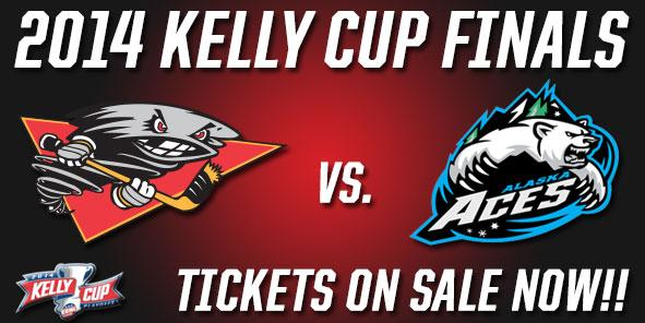 Cyclones Announce 2014 Kelly Cup Finals Schedule