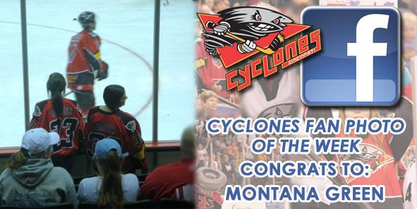 Cyclones Fan Photo of the Week Winner!!