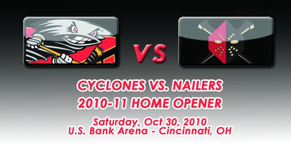 Cyclones Game Preview: Cincinnati vs. Wheeling