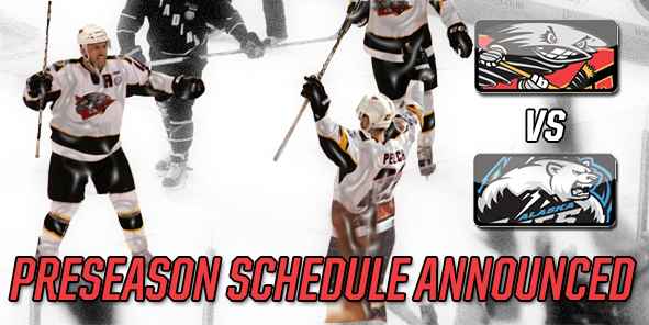 Cyclones Announce 2013 Preseason Schedule