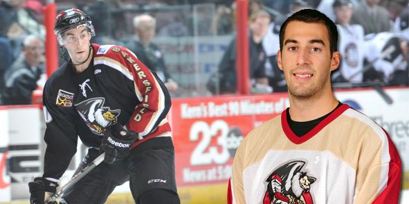Cyclones Finalize Trade with Bakersfield, Acquire Alain Goulet
