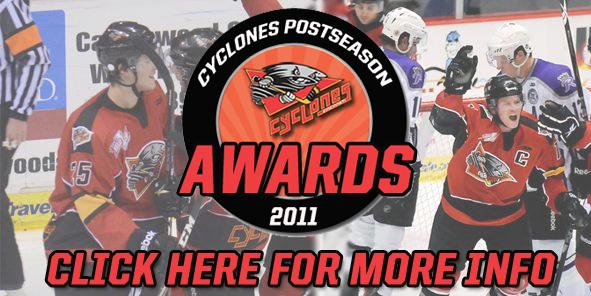 CYCLONES POSTSEASON AWARDS