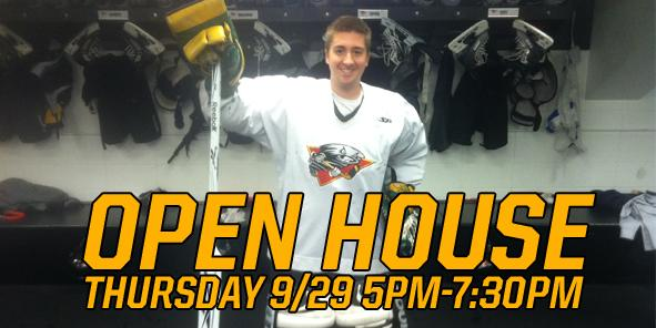 Cyclones Open House This Thursday