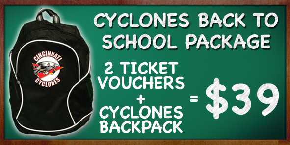 Introducing the Cyclones Back to School Package