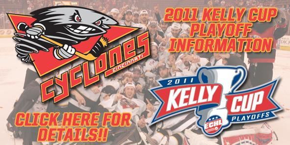 2011 Kelly Cup Playoff Information