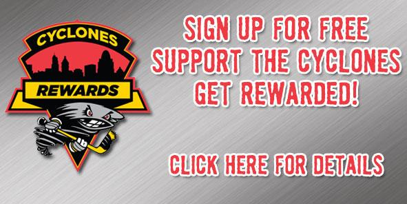 Introducing Cyclones Rewards!