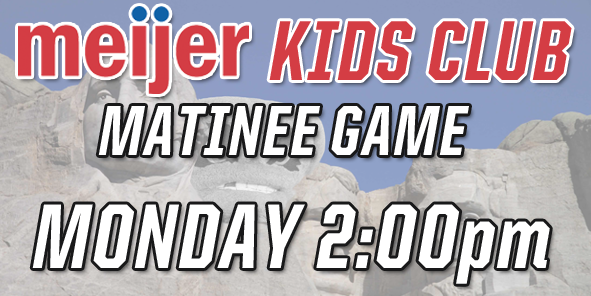 Join us Monday AFTERNOON for the Meijer Kids Club Matinee