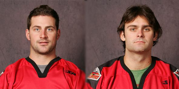 Cyclones Release Pair of Forwards