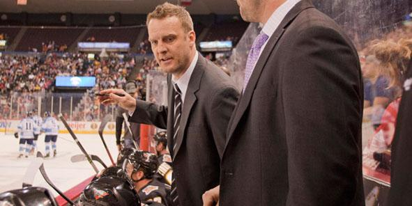 Jarrod Skalde Named 2012-13 ECHL Coach of the Year