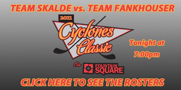 2011 Cyclones Classic Scrimmage Roster Announced