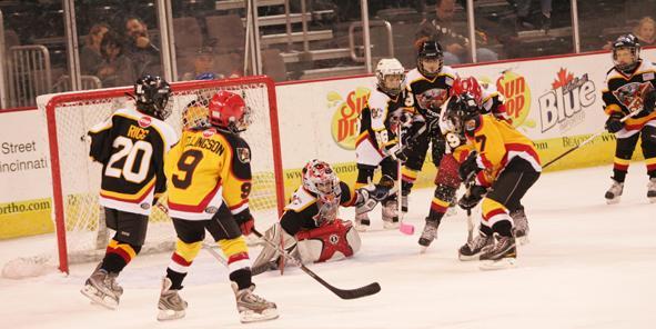 Don't miss the 2011 Cyclones Hockey School!!