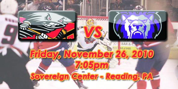 Cyclones Game Preview: Cincinnati vs. Reading