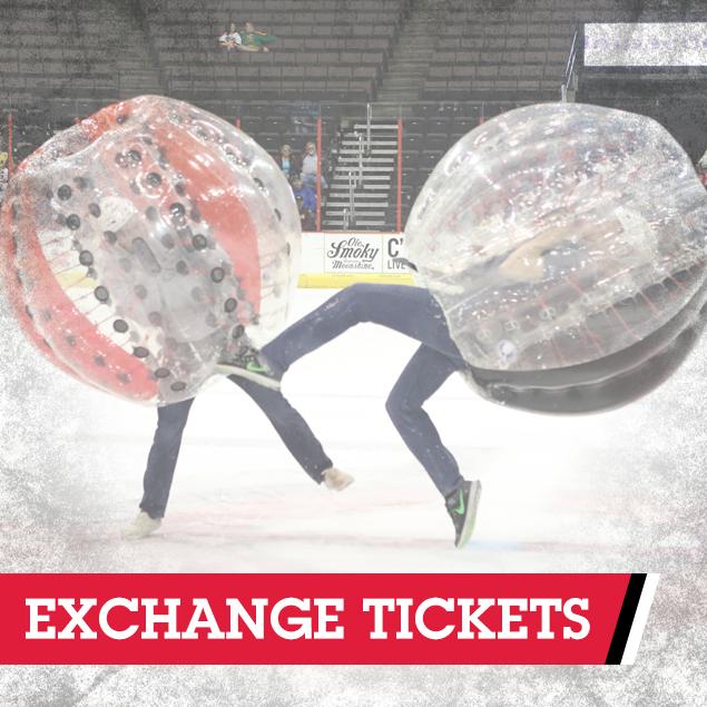 Exchange Unused Tickets
