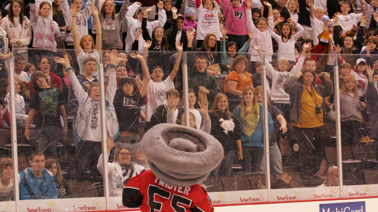 Cincinnati Cyclones Education In Hockey Day