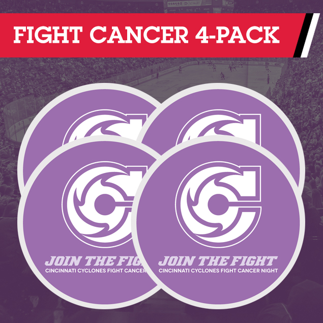 Fight Cancer Four Pack